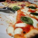 Pizza linda e deliciosa