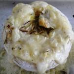 Camembert assado