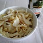 Bacalhau e azeite