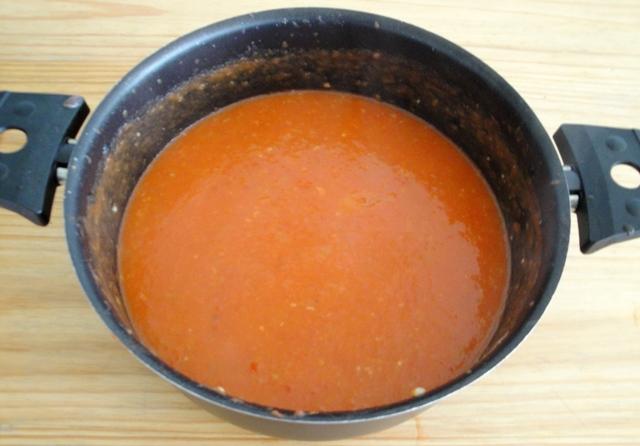 Molho de tomate pronto