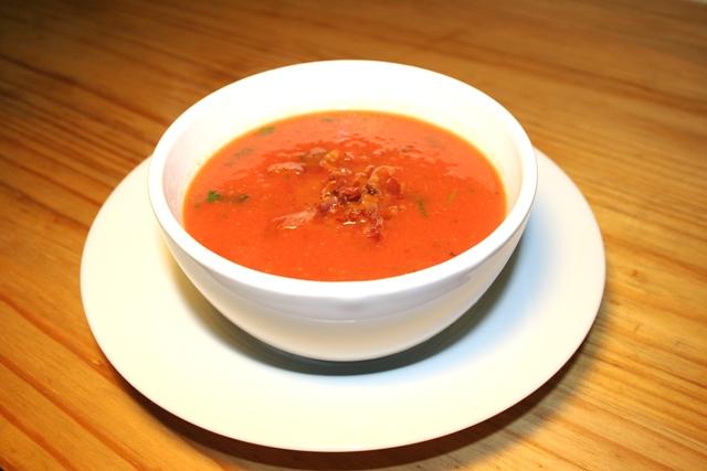 Sopa vermelha