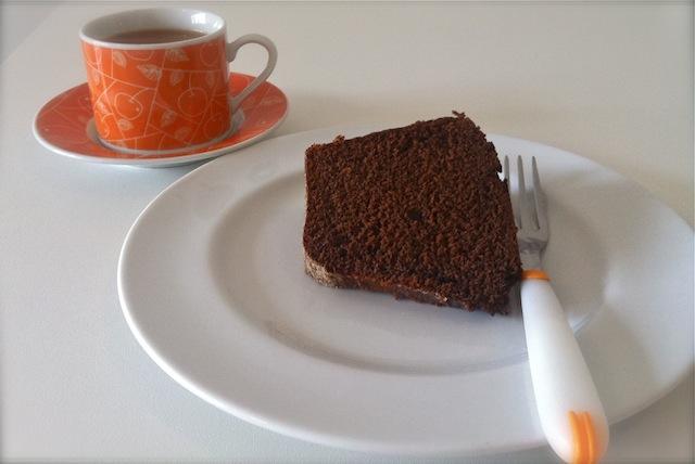 bolo de chocolate alpino