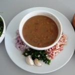 Ingredientes do Tutu