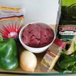 Ingredientes quibe