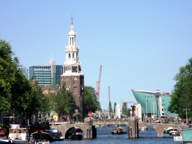 Vista de Amsterdam