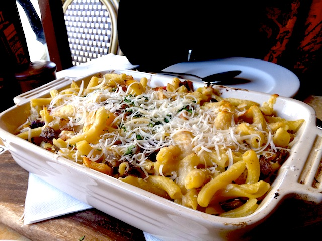 Comida italiana londres