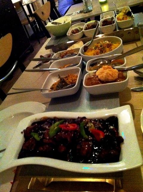 Banquete indonésio