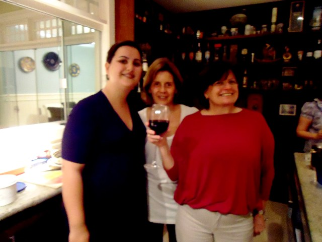 Leili, Eliana e Lylia