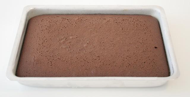 bolo chocolate e refri